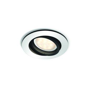 Philips HUE AMBIANCE WHITE MILLISKIN Recessed spotlight, extension white, 1-light source