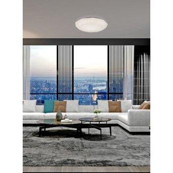 Mantra DIAMANTE SMART Ceiling Light LED white, 1-light source, Remote control