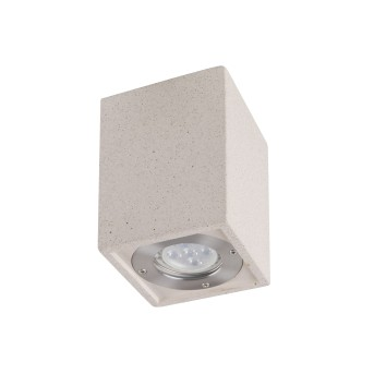 Mantra LEVI outdoor ceiling light white, 1-light source