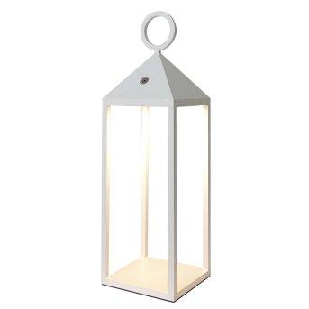 Mantra ASTUN outdoor floor lamp LED white, 1-light source
