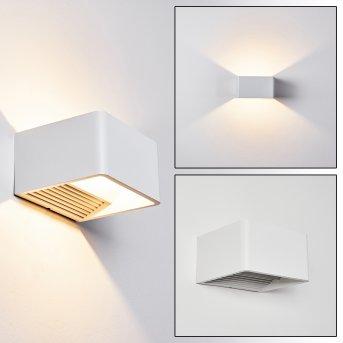 Tarewa Outdoor Wall Light LED white, 1-light source