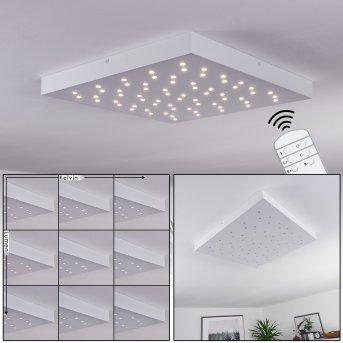 Cetara Ceiling Light LED grey, 1-light source