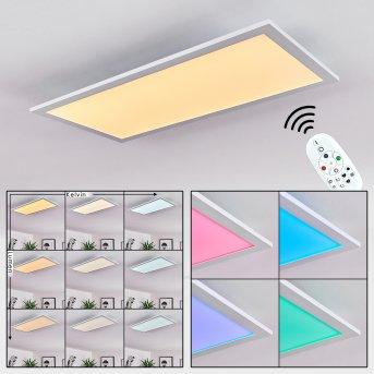 Gallitos Ceiling Light LED white, 1-light source, Remote control, Colour changer