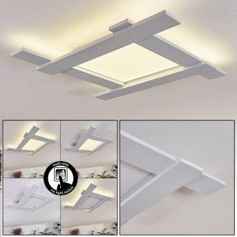 Cuchara Ceiling Light LED white, 1-light source