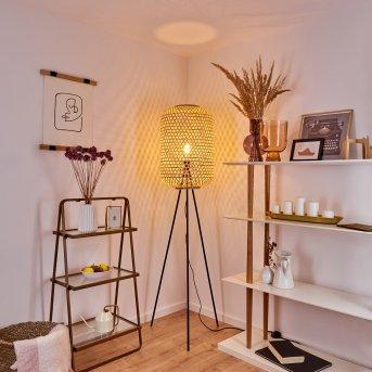 Quinto Floor Lamp black, 1-light source