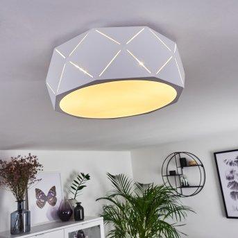 Shouver Ceiling Light white, 3-light sources