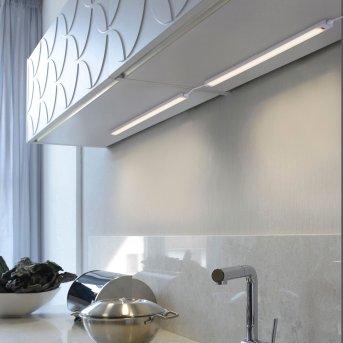 Paul Neuhaus AMON under cabinet light LED silver, 1-light source, Motion sensor
