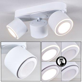 Appleton Ceiling Light LED white, 6-light sources