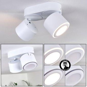 Appleton Ceiling Light LED white, 4-light sources