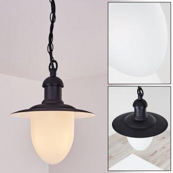 Surnu outdoor light black, 1-light source