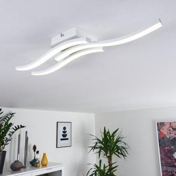 Letala Ceiling Light LED white, 3-light sources