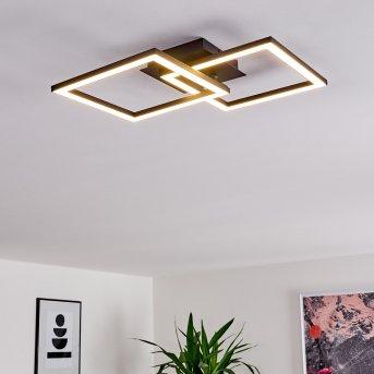 Thara Ceiling Light LED black, 1-light source