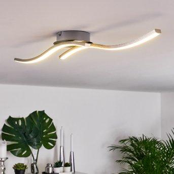 Grossarl Ceiling Light LED chrome, 2-light sources