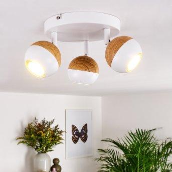 Kotaoa Ceiling Light LED white, 3-light sources