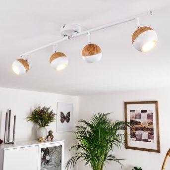Kotaoa Ceiling Light LED white, 4-light sources