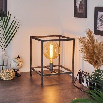 Takoi Table lamp Oxidised Silver, 1-light source