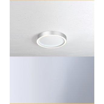 Bopp-Leuchten AURA Ceiling Light LED silver, white, 1-light source
