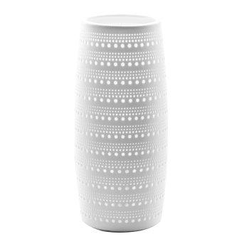 Nino-Leuchten ISA Table lamp white, 1-light source