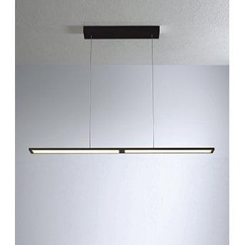 Bopp-Leuchten FLY Pendant Light LED black, 1-light source