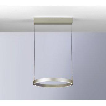 Bopp-Leuchten FLOAT Pendant Light LED brown, 2-light sources