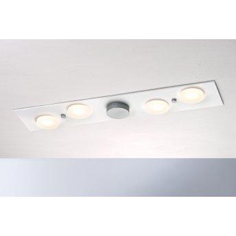 Bopp-Leuchten PLANETS ONE Ceiling Light LED silver, white, 4-light sources