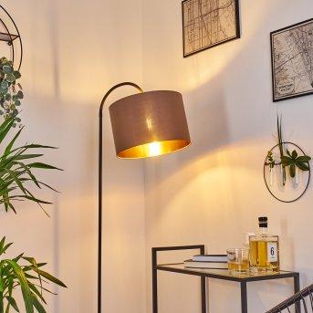 Pattburg Floor Lamp black, 1-light source