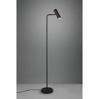 Trio Marley Floor Lamp black, 1-light source