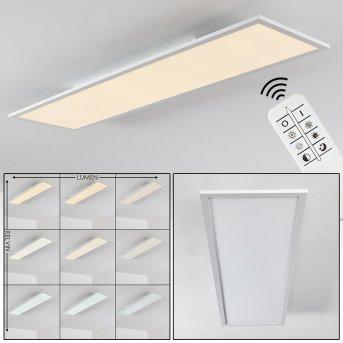Salmi Ceiling Light LED white, 1-light source, Remote control