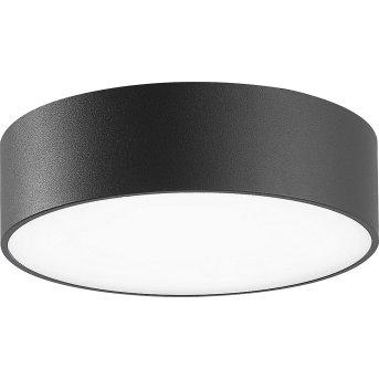 CMD AQUA LINE outdoor ceiling light LED anthracite, 1-light source