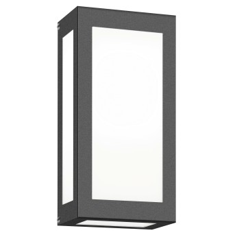 CMD AQUA RAIN Outdoor Wall Light LED anthracite, 1-light source, Motion sensor