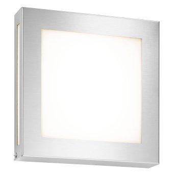 CMD AQUA LEGENDO Outdoor Wall Light LED stainless steel, 1-light source, Motion sensor