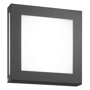 CMD AQUA LEGENDO Outdoor Wall Light LED anthracite, 1-light source, Motion sensor
