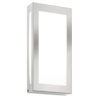 CMD AQUA LEGENDO Outdoor Wall Light LED stainless steel, 1-light source