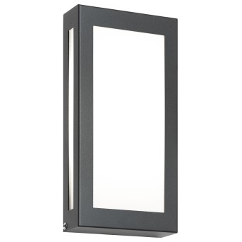 CMD AQUA LEGENDO Outdoor Wall Light LED anthracite, 1-light source