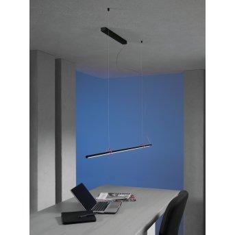 Escale SLIMLINE Pendant Light LED black, 1-light source