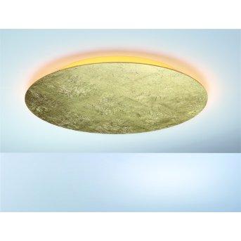 Escale BLADE Ceiling Light LED gold, 1-light source
