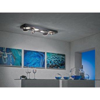 Escale SPOT IT Ceiling Light LED anthracite, 4-light sources