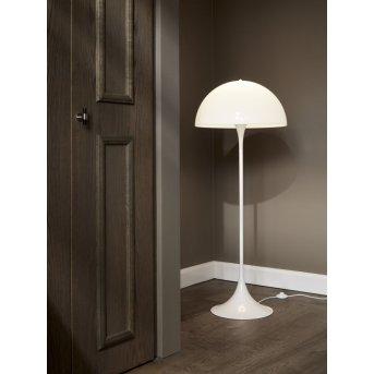 Louis Poulsen Panthella Floor Lamp white, 1-light source