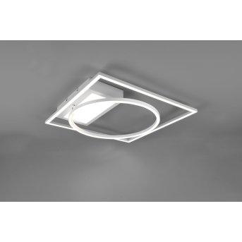 Trio Downey Ceiling Light LED white, 1-light source, Remote control
