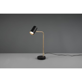 Trio Marley Table lamp brass, 1-light source