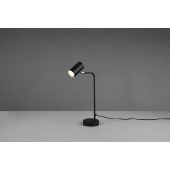 Trio Marley Table lamp black, 1-light source