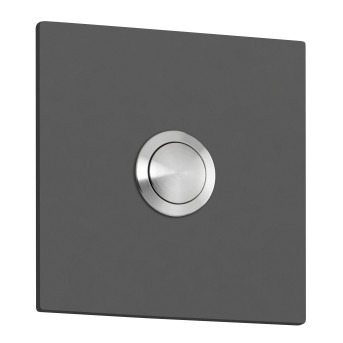 CMD doorbell name plate anthracite