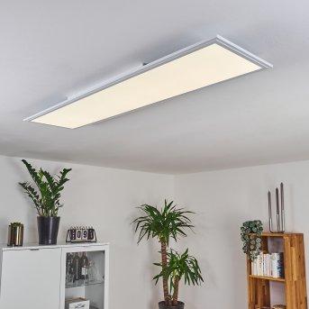 Pau Ceiling Light LED white, 1-light source