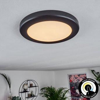 Canditas Ceiling Light LED black, 1-light source