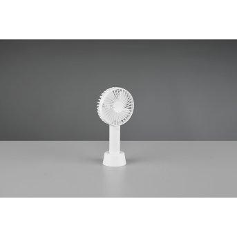 Reality Windy electric desk fan white