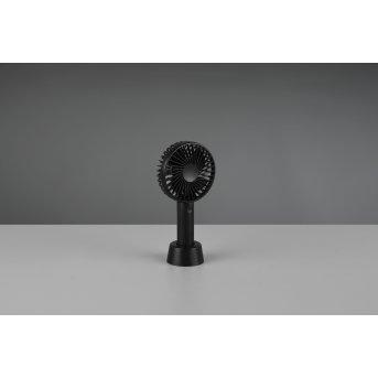Reality Windy electric desk fan black