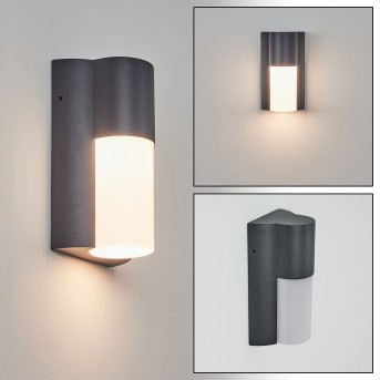 Tulillo Outdoor Wall Light anthracite, 1-light source