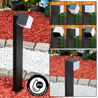 Swanek path light LED black, 1-light source