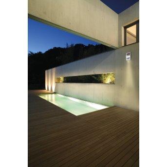 Eglo Z_SOLAR house number light LED stainless steel, 2-light sources