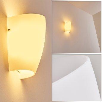 Severo Wall Light white, 1-light source